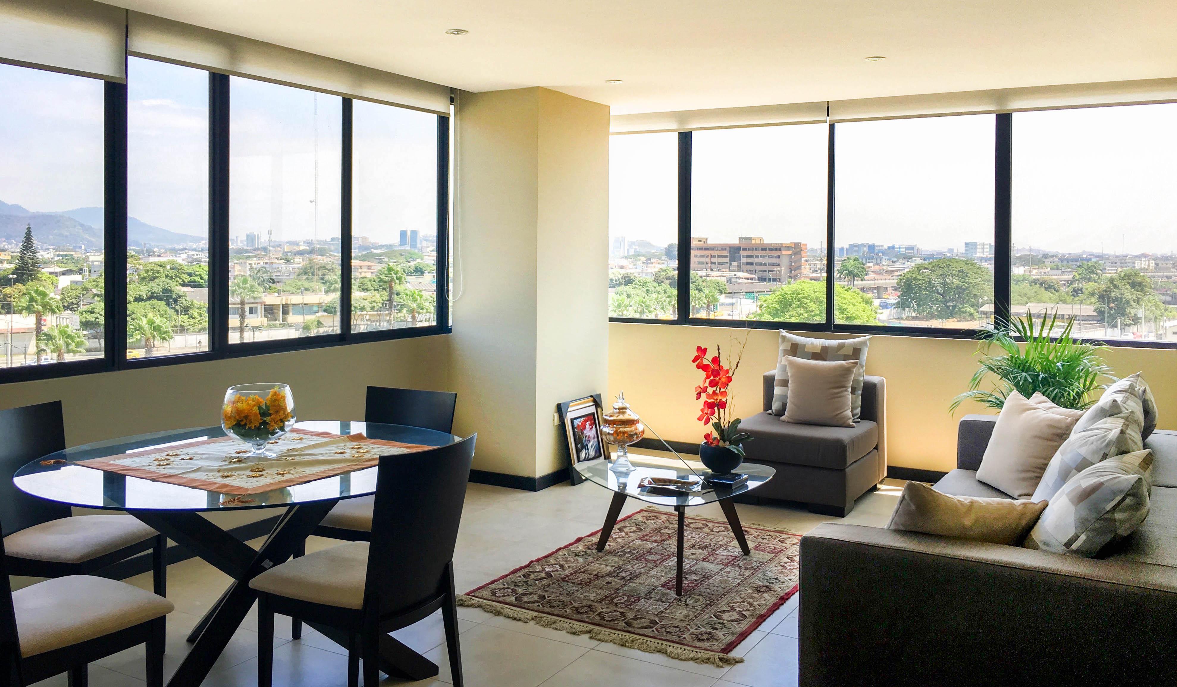 Departamento en alquiler de 2 dormitorios en bellini for Alquiler de dormitorios