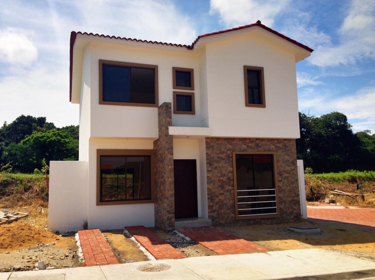 Casas de venta en guayaquil el avance de obra en costa for Modelos guayaquil