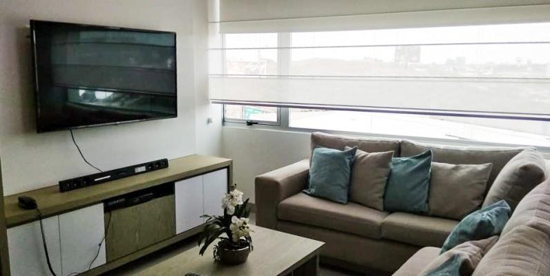 GeoBienes - Alquiler de moderno departamento amoblado en Quo  - Plusvalia Guayaquil Casas de venta y alquiler Inmobiliaria Ecuador