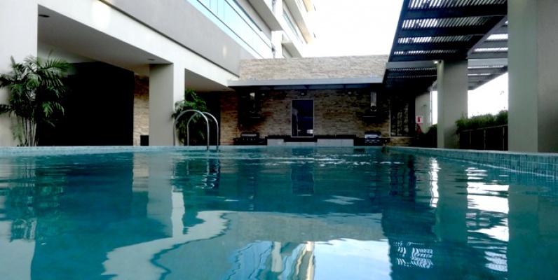 GeoBienes - Alquilo Suite Elite Building Guayaquil junto al Mall del Sol - Plusvalia Guayaquil Casas de venta y alquiler Inmobiliaria Ecuador