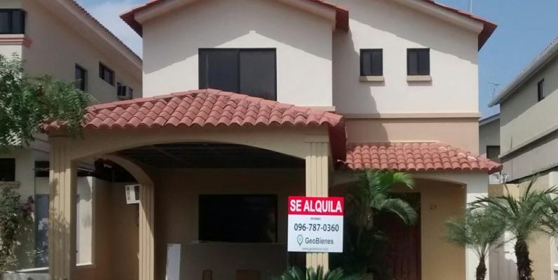 Casa en alquiler en ciudad celeste v a samborond n guayaquil geobienes - Alquiler de casas en logrono ...