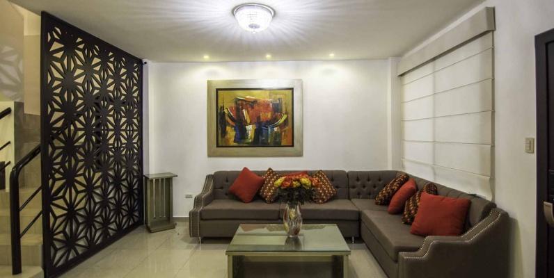 GeoBienes - Casa en alquiler en Urb. Bosques de la Costa vía a la Costa - Plusvalia Guayaquil Casas de venta y alquiler Inmobiliaria Ecuador