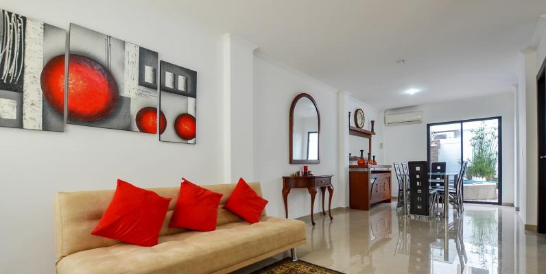 GeoBienes - Casa en venta en Urbanización Napoli sector Vía a Samborondón - Plusvalia Guayaquil Casas de venta y alquiler Inmobiliaria Ecuador