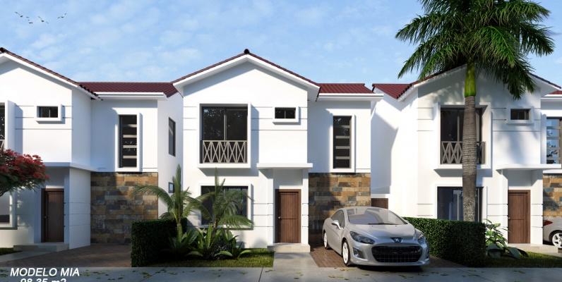 GeoBienes - Ciudad del Valle Villa Mía - Plusvalia Guayaquil Casas de venta y alquiler Inmobiliaria Ecuador