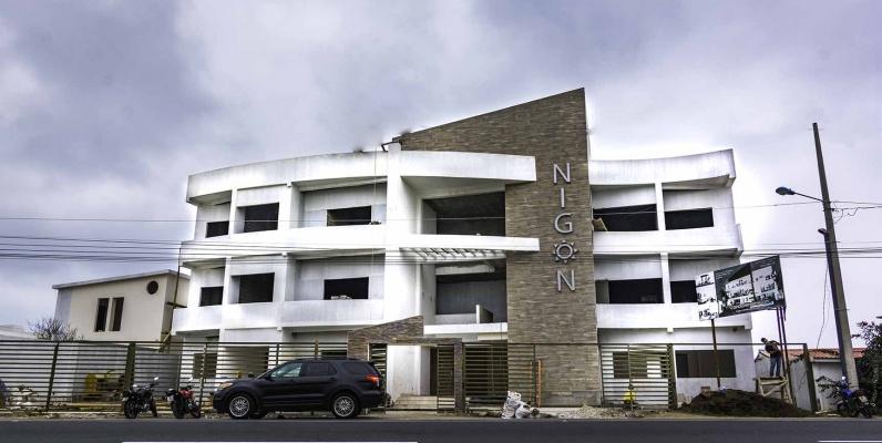 GeoBienes - Departamento en venta con vista al mar Condominio Nigon en Capaes - Santa Elena - Plusvalia Guayaquil Casas de venta y alquiler Inmobiliaria Ecuador