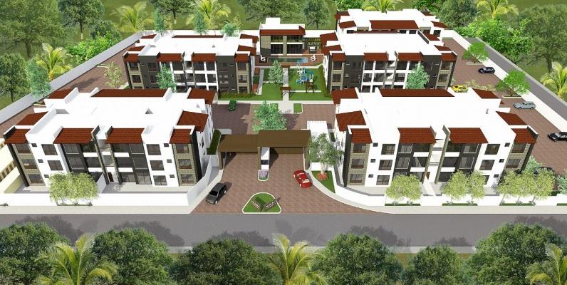 GeoBienes - Departamento en segundo piso en venta sector Samborondón - Plusvalia Guayaquil Casas de venta y alquiler Inmobiliaria Ecuador