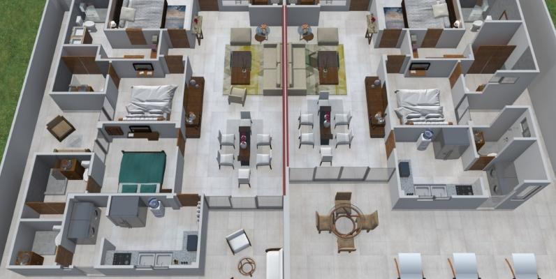 GeoBienes - Departamento primer piso en venta sector Vía a La Costa - Plusvalia Guayaquil Casas de venta y alquiler Inmobiliaria Ecuador
