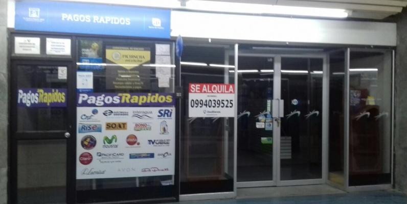 GeoBienes - Local Comercial en Alquiler Alban Borja - Guayaquil - Plusvalia Guayaquil Casas de venta y alquiler Inmobiliaria Ecuador