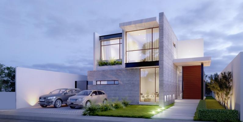 GeoBienes - Mocolí Gardens Exclusive 44-2 - Plusvalia Guayaquil Casas de venta y alquiler Inmobiliaria Ecuador