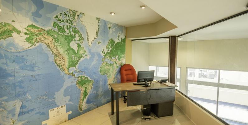 GeoBienes - Oficina en venta en el Edificio El Astillero, Puerto Santa Ana, Centro de Guayaquil - Plusvalia Guayaquil Casas de venta y alquiler Inmobiliaria Ecuador