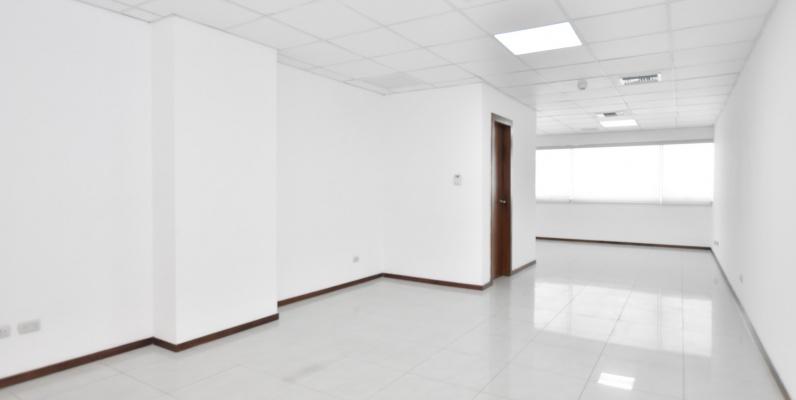 GeoBienes - Oficina en venta en el Edificio Trade Building, Norte de Guayaquil - Plusvalia Guayaquil Casas de venta y alquiler Inmobiliaria Ecuador