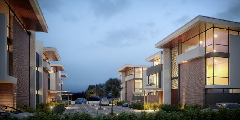 GeoBienes - San Esteban Townhouse 7 - Plusvalia Guayaquil Casas de venta y alquiler Inmobiliaria Ecuador