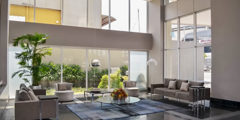 GeoBienes - Suite en venta en Edificio Quo sector norte de Guayaquil - Plusvalia Guayaquil Casas de venta y alquiler Inmobiliaria Ecuador