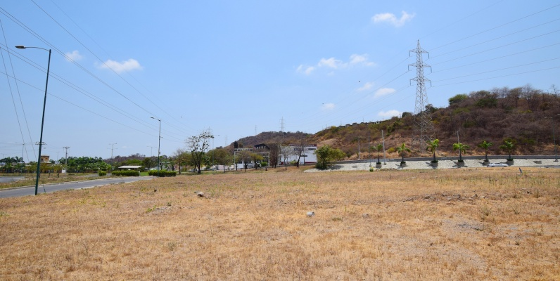 GeoBienes - Terreno en alquiler ubicado en La Joya, Vía la Aurora - Plusvalia Guayaquil Casas de venta y alquiler Inmobiliaria Ecuador