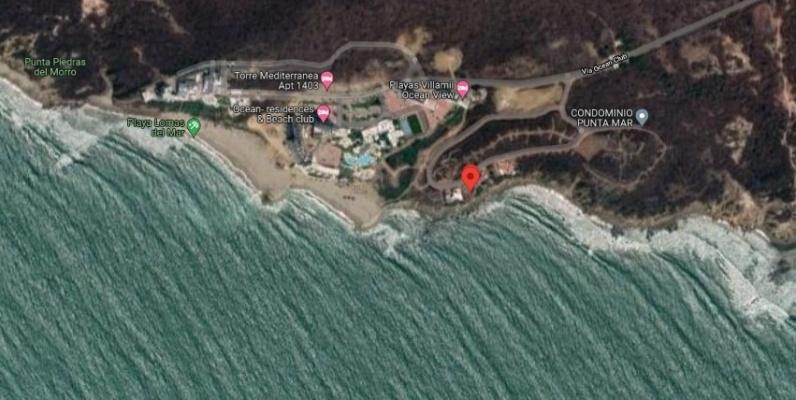 GeoBienes - Terreno en venta al pie del mar en la zona más exclusiva de Villamil Playas - Plusvalia Guayaquil Casas de venta y alquiler Inmobiliaria Ecuador