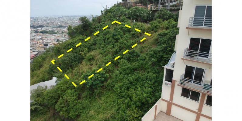 GeoBienes - Terreno en venta con la mejor vista en la Urbanización Bellavista Alta - Plusvalia Guayaquil Casas de venta y alquiler Inmobiliaria Ecuador