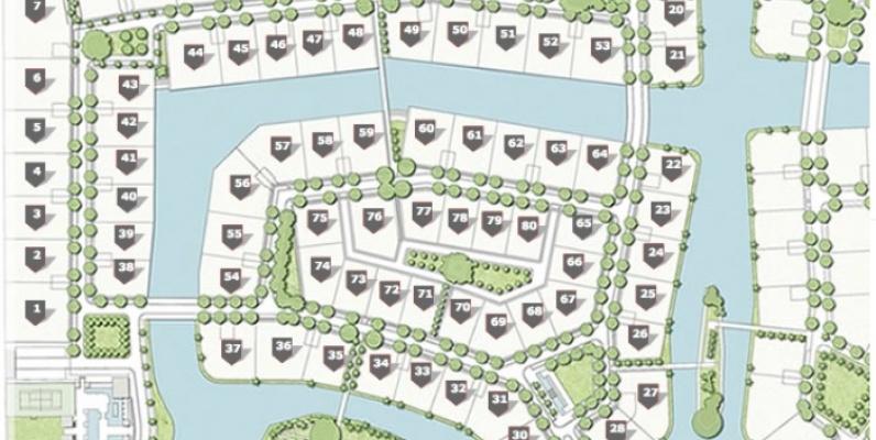 GeoBienes - Terreno en venta en Lagos de Batán Samborondón - Plusvalia Guayaquil Casas de venta y alquiler Inmobiliaria Ecuador