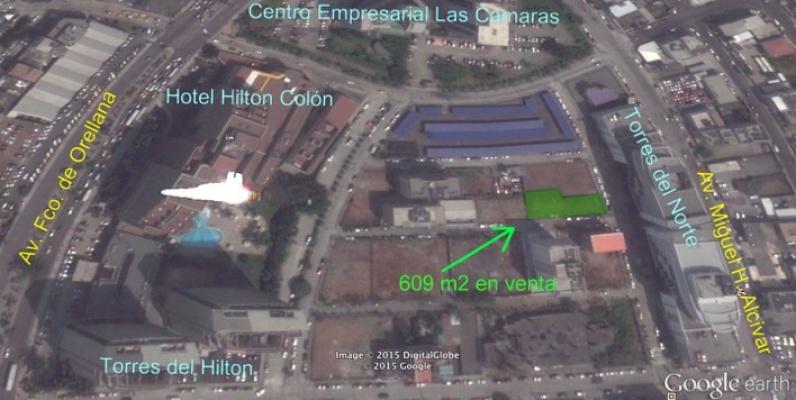 GeoBienes - Vendo Terreno en Guayaquil sector Kennedy Norte comercial - Plusvalia Guayaquil Casas de venta y alquiler Inmobiliaria Ecuador
