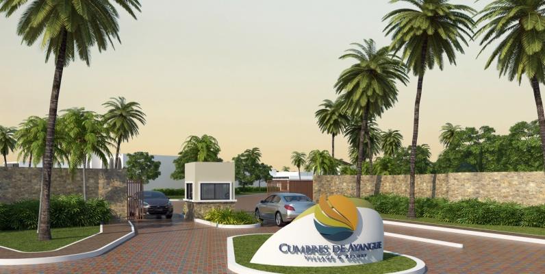 GeoBienes - Terrenos en venta en urbanización Cumbres de Ayangue, frente al mar. - Plusvalia Guayaquil Casas de venta y alquiler Inmobiliaria Ecuador