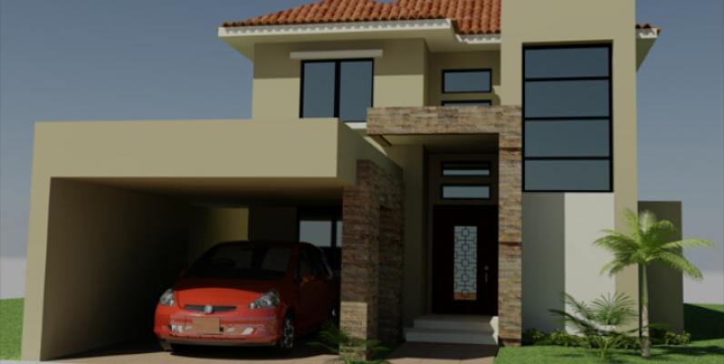 GeoBienes - Casa en Venta en Urbanización Vicrieel vía Samborondon - Plusvalia Guayaquil Casas de venta y alquiler Inmobiliaria Ecuador