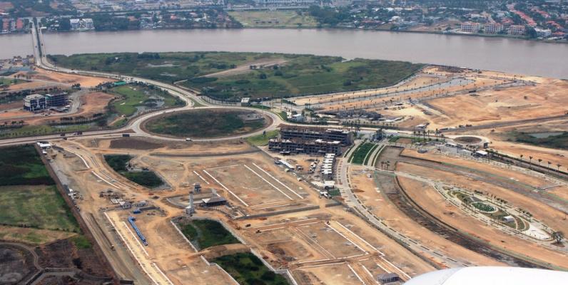 GeoBienes - Venta de terreno en Isla Mocoli Guayaquil de 485,29 m2 - Plusvalia Guayaquil Casas de venta y alquiler Inmobiliaria Ecuador