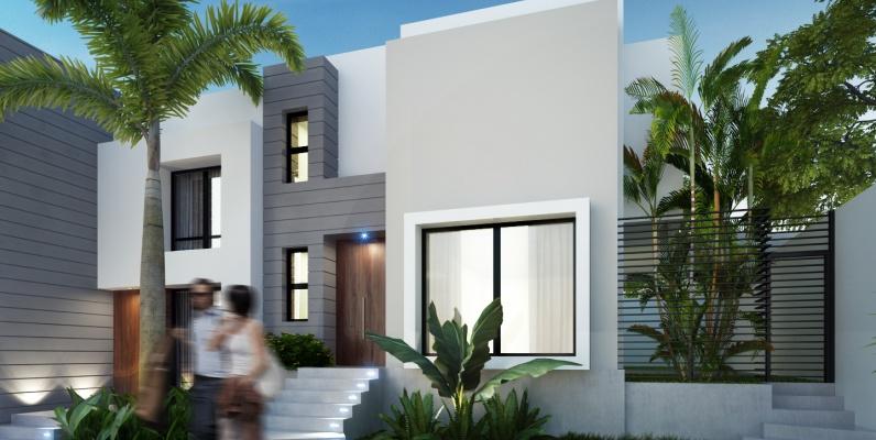 GeoBienes - Villa 1 - Colinas de Santa Cecilia - Plusvalia Guayaquil Casas de venta y alquiler Inmobiliaria Ecuador