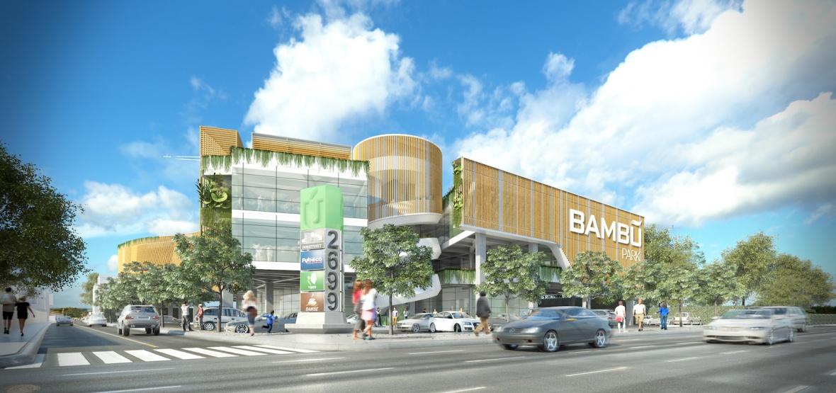 GeoBienes - Centro Comercial Bambú Park - Plusvalia Guayaquil Casas de venta y alquiler Inmobiliaria Ecuador