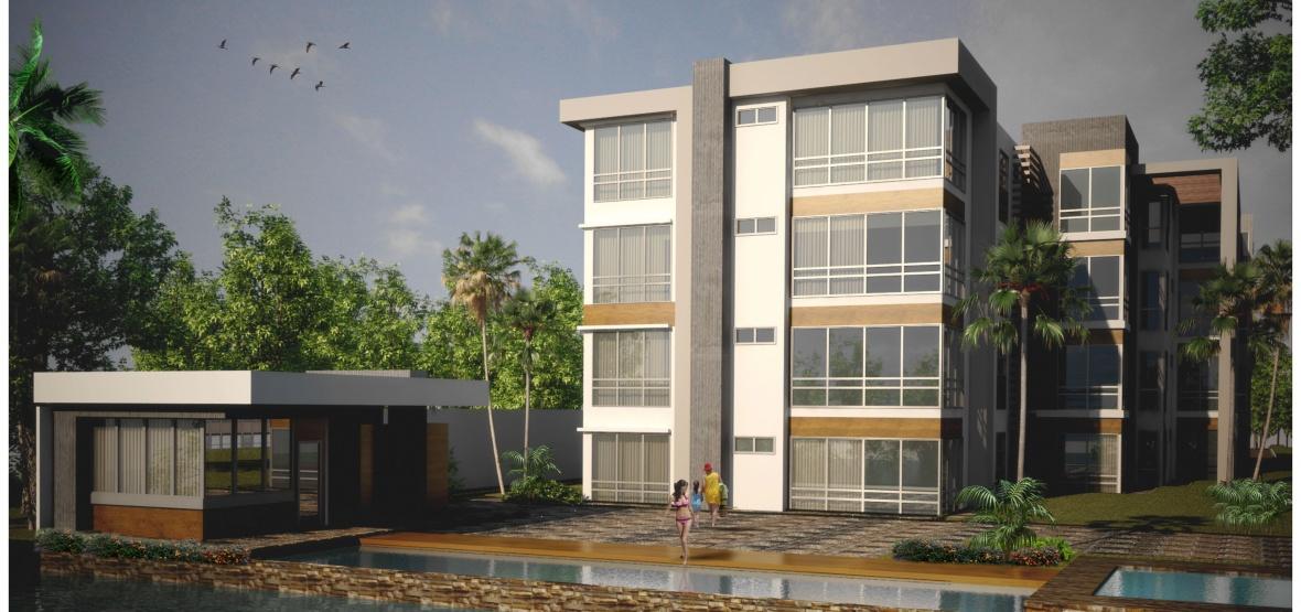 GeoBienes - Bosques de la Rioja departamentos en venta Samborondón - Plusvalia Guayaquil Casas de venta y alquiler Inmobiliaria Ecuador
