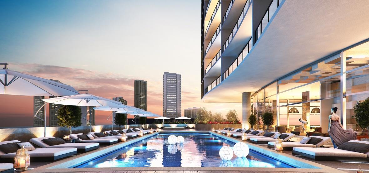 GeoBienes - Canvas apartments en Miami Florida - Plusvalia Guayaquil Casas de venta y alquiler Inmobiliaria Ecuador