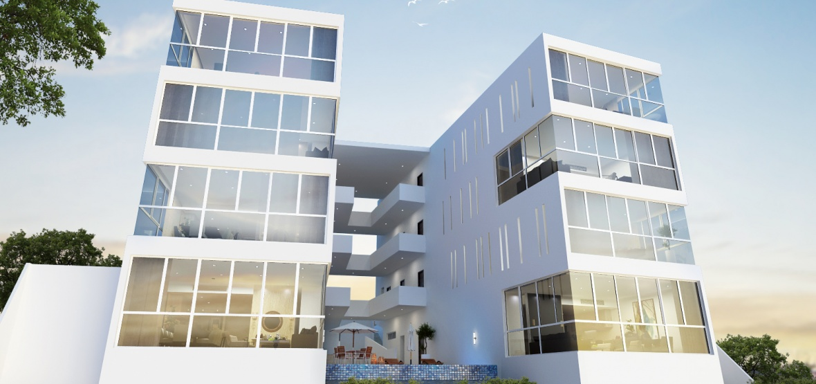 GeoBienes - Condominio Vista 816 Departamentos en venta en Los Ceibos Guayaquil - Plusvalia Guayaquil Casas de venta y alquiler Inmobiliaria Ecuador