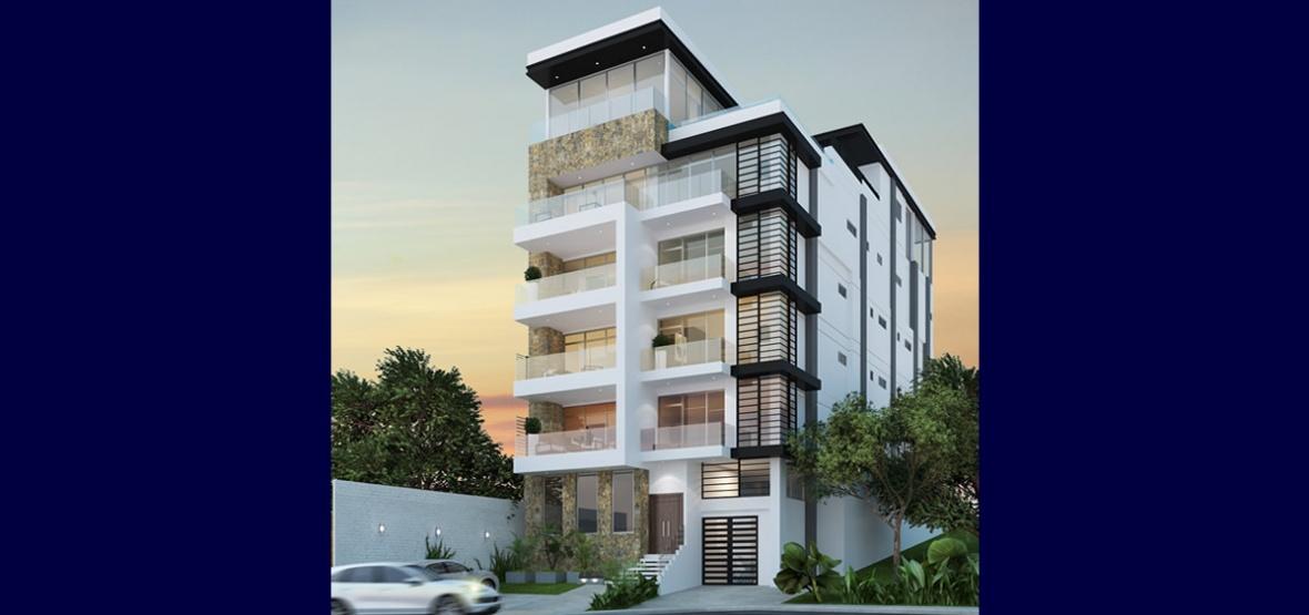 GeoBienes - Los Arcos. Exclusivos apartamentos en El Portón de Urdesa - Plusvalia Guayaquil Casas de venta y alquiler Inmobiliaria Ecuador