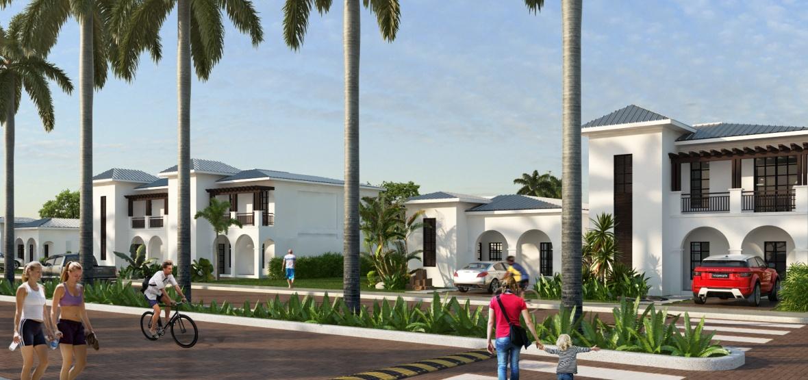 GeoBienes - Urbanización Balcón de las Ballenas - Plusvalia Guayaquil Casas de venta y alquiler Inmobiliaria Ecuador