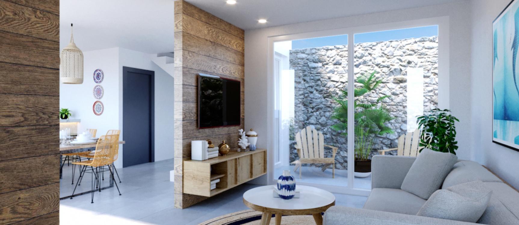 GeoBienes - A1 Beach Living Unifamiliar - Plusvalia Guayaquil Casas de venta y alquiler Inmobiliaria Ecuador