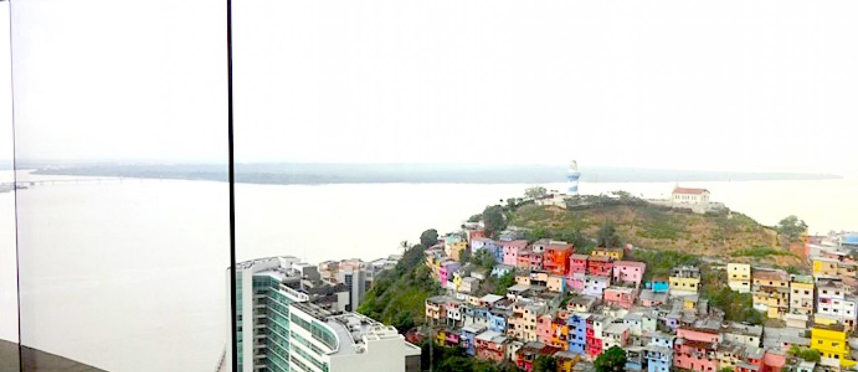 GeoBienes - Venta de Oficina edificio The Point - Plusvalia Guayaquil Casas de venta y alquiler Inmobiliaria Ecuador