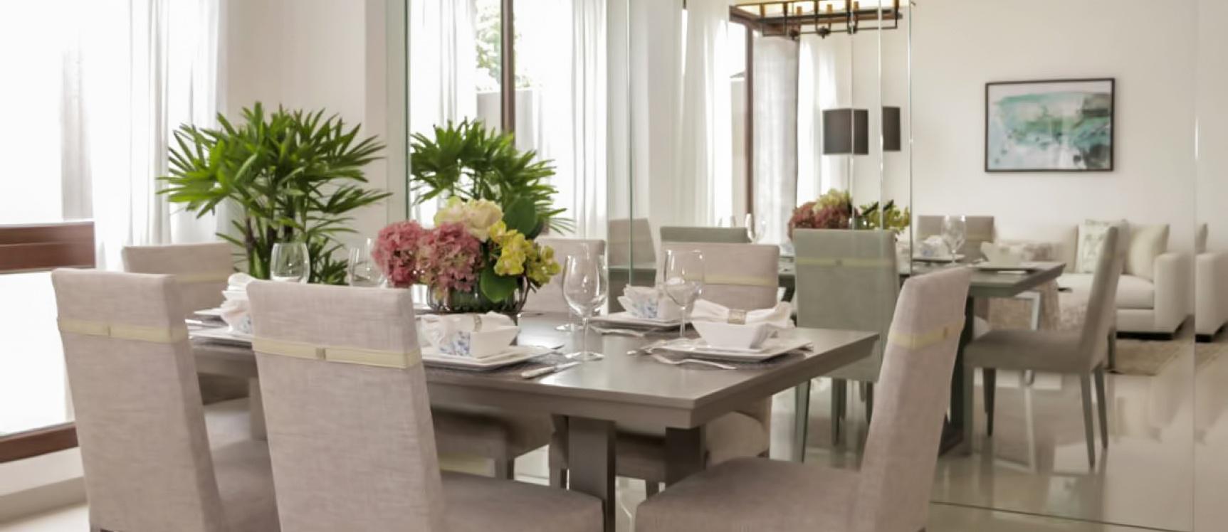 GeoBienes - Departamento en venta en planta baja del condominio sector Samborondón - Plusvalia Guayaquil Casas de venta y alquiler Inmobiliaria Ecuador