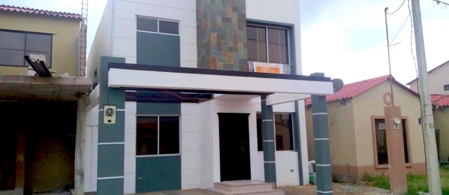 Casa de venta en villaclub samborond n con acabados de - Tecnologia in casa ...
