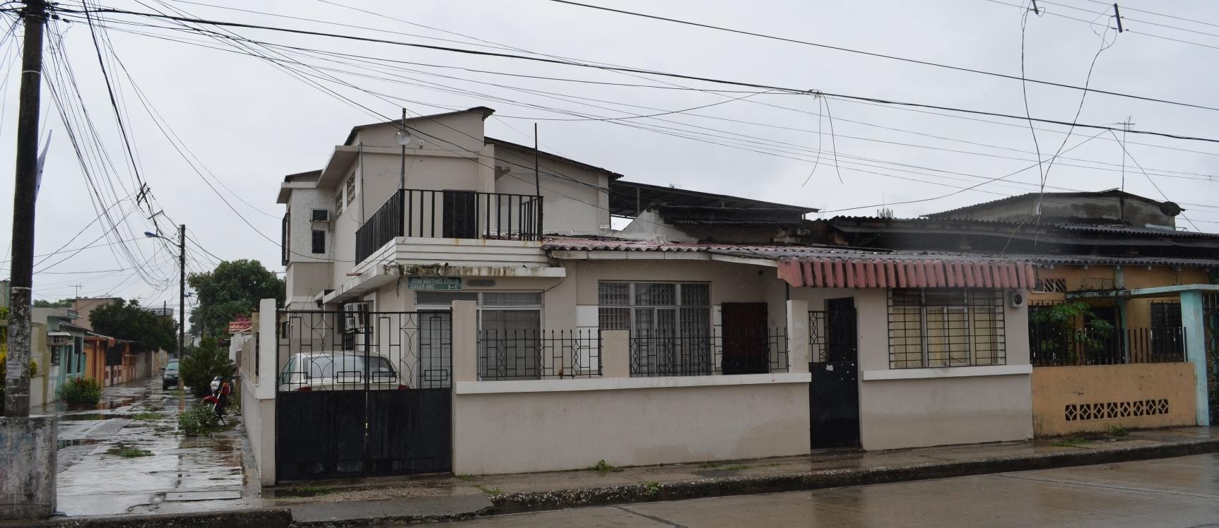 Casa En Venta En Cdla 9 De Octubre Sector Sur Geobienes