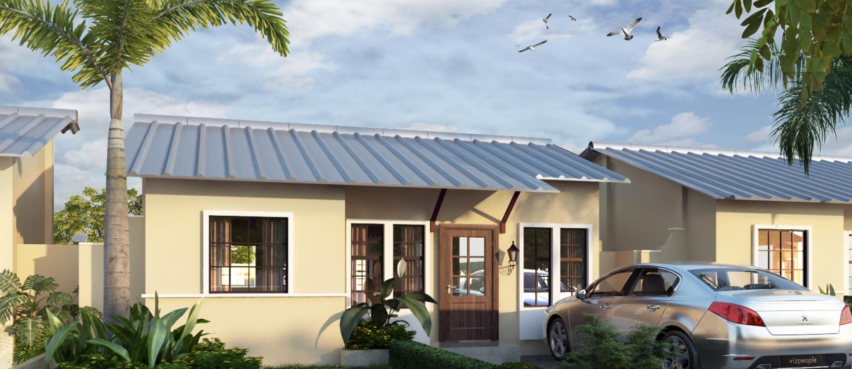GeoBienes - Casa en venta en Las Delicias sector Vía a Samborondón - Plusvalia Guayaquil Casas de venta y alquiler Inmobiliaria Ecuador