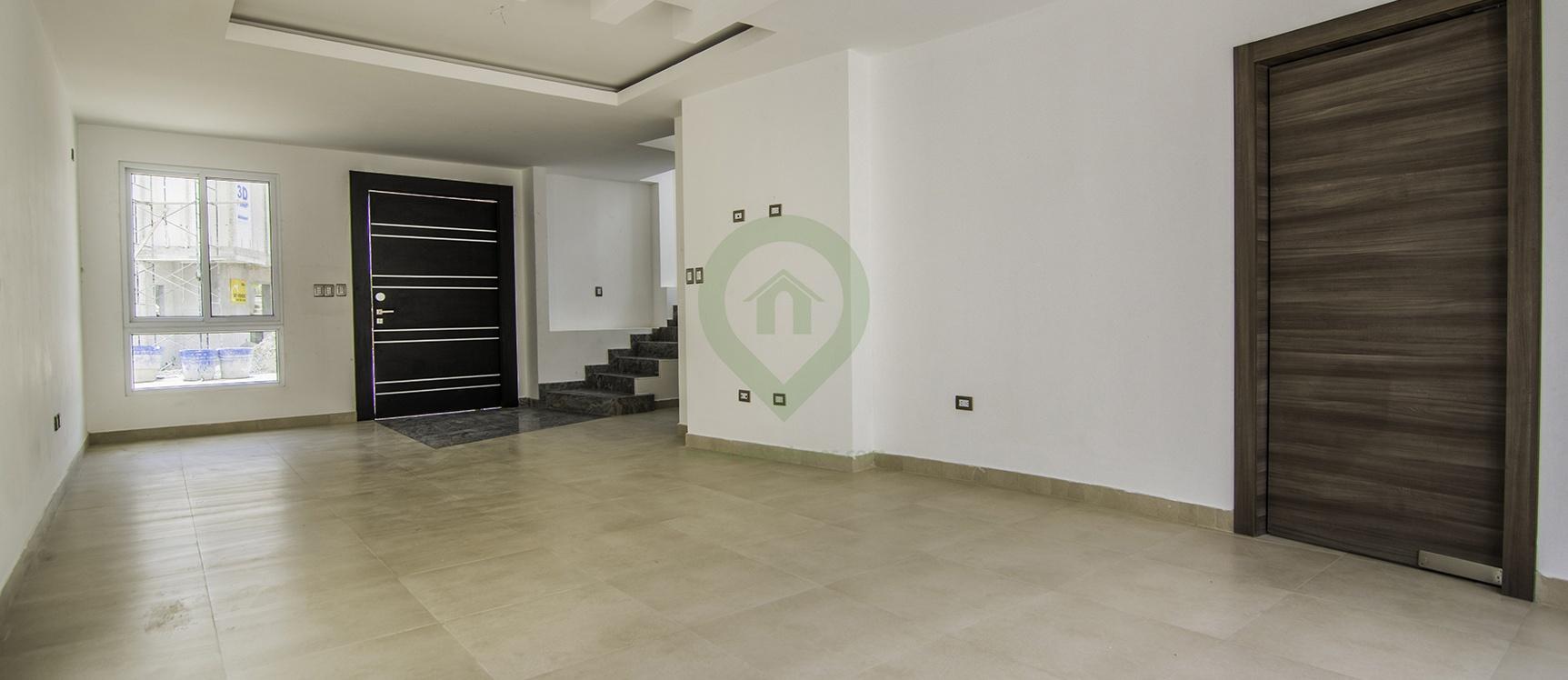 GeoBienes - Casa en venta Villa 1 en Mocolí Gardens Vía a Samborondón - Plusvalia Guayaquil Casas de venta y alquiler Inmobiliaria Ecuador