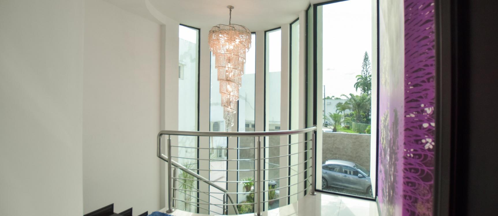 GeoBienes - Casa en venta en urbanización Bouganville - Plusvalia Guayaquil Casas de venta y alquiler Inmobiliaria Ecuador