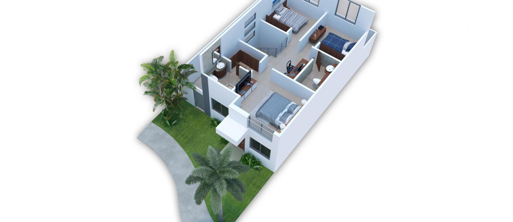 GeoBienes - Casa en venta en Villa Club Samborondón ISA II - Plusvalia Guayaquil Casas de venta y alquiler Inmobiliaria Ecuador