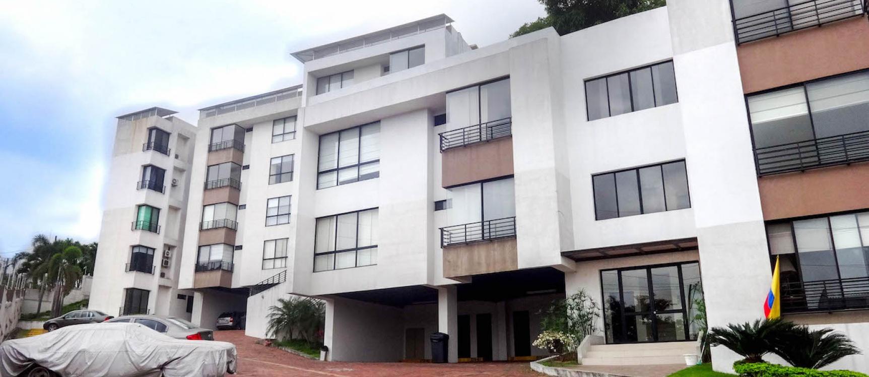 Departamento En Alquiler En Lomas De Urdesa Guayaquil
