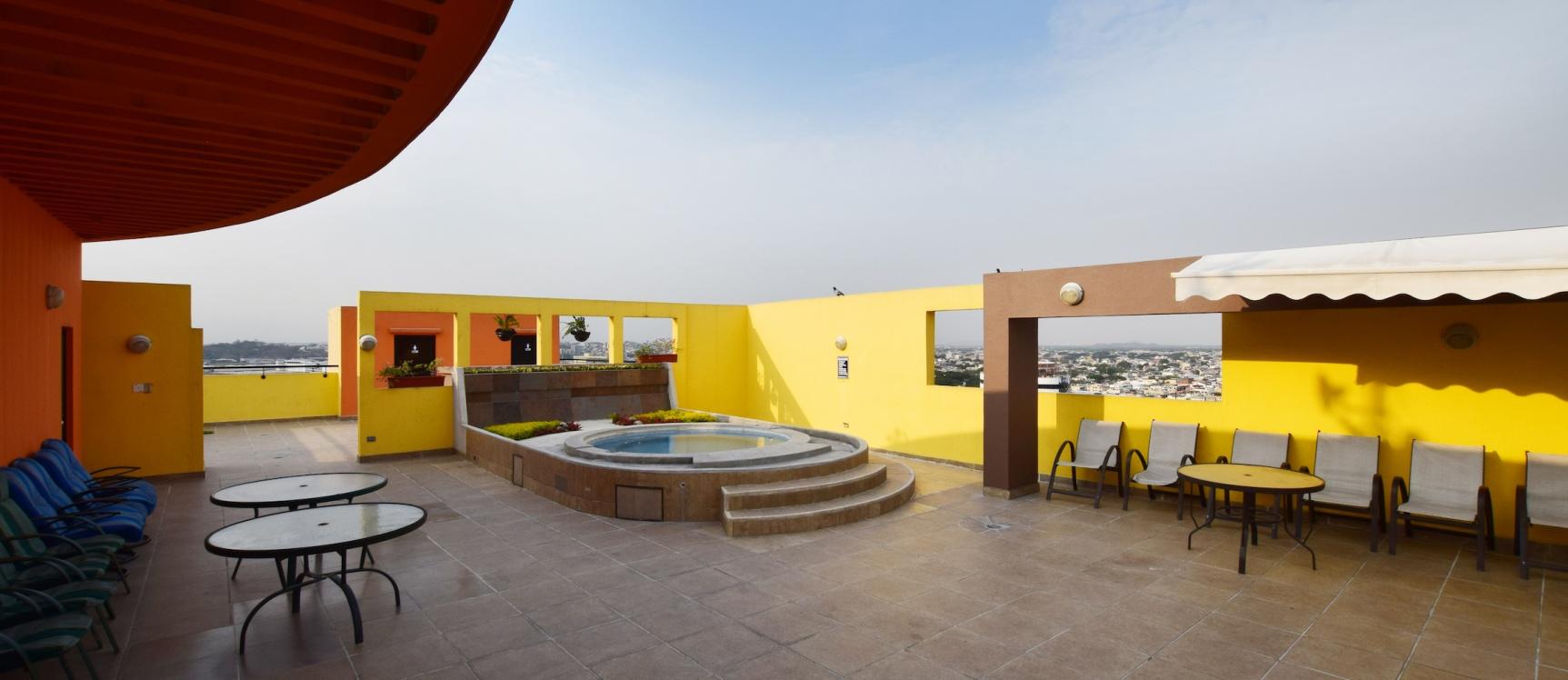 GeoBienes - Departamento en alquiler ubicado en Ciudad Colón, Norte de Guayaquil - Plusvalia Guayaquil Casas de venta y alquiler Inmobiliaria Ecuador