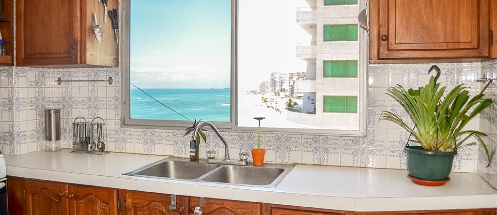 GeoBienes - Departamento en venta Edificio Girasol en Salinas - Plusvalia Guayaquil Casas de venta y alquiler Inmobiliaria Ecuador