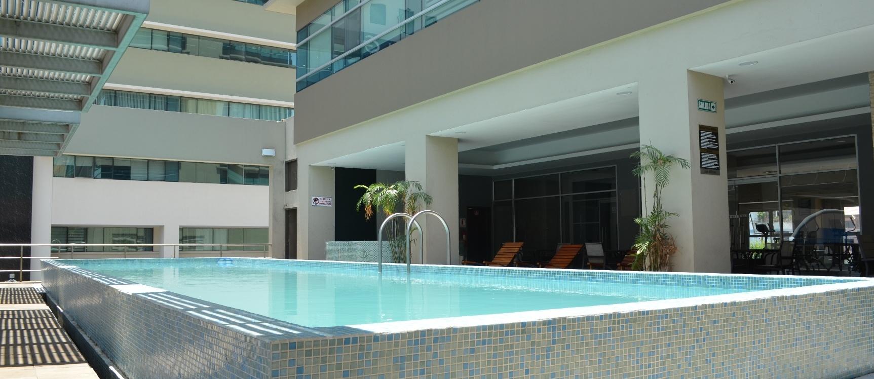 GeoBienes - Departamento en venta en edificio Élite Building sector Mall del Sol - Plusvalia Guayaquil Casas de venta y alquiler Inmobiliaria Ecuador