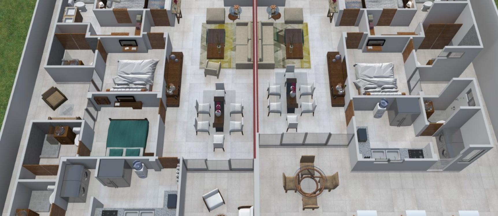 GeoBienes - Departamento en venta sector Vía a la Costa - Plusvalia Guayaquil Casas de venta y alquiler Inmobiliaria Ecuador