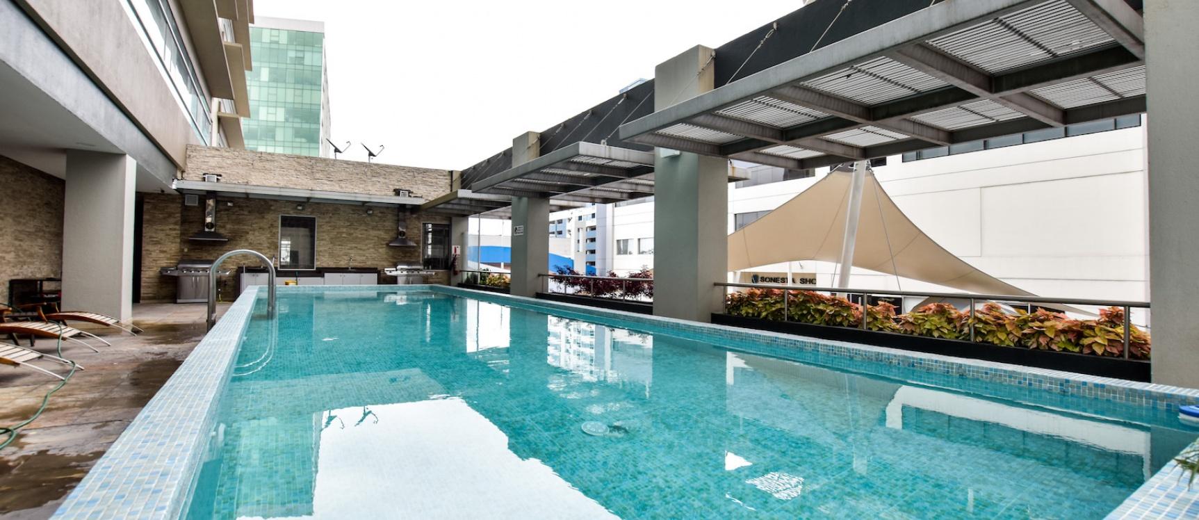 GeoBienes - Departamento en venta ubicado en Edificio Elite Building - Plusvalia Guayaquil Casas de venta y alquiler Inmobiliaria Ecuador