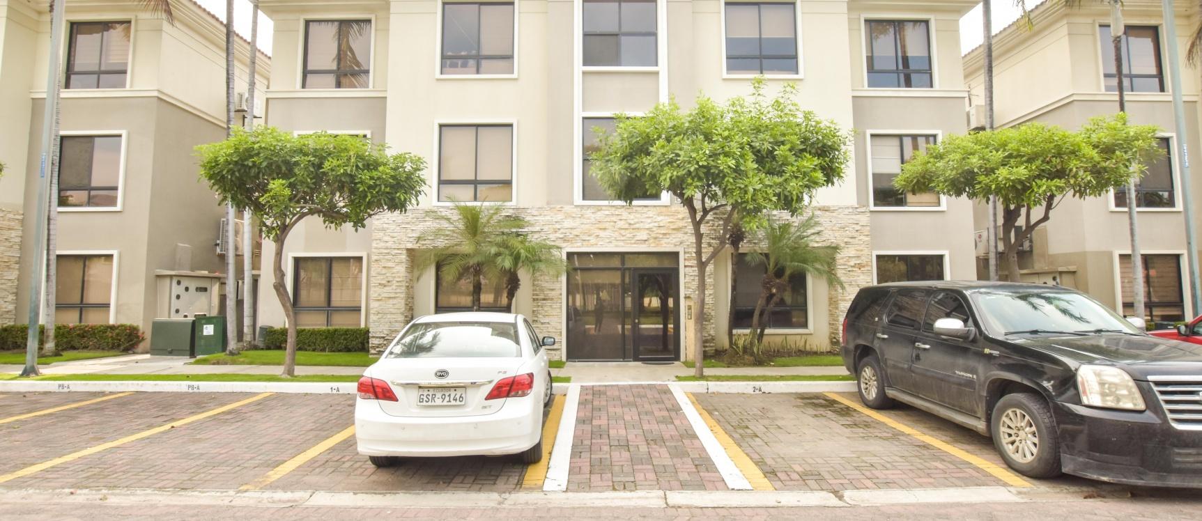 GeoBienes - Departamento en venta urbanización Parque Magno, Samborondón - Plusvalia Guayaquil Casas de venta y alquiler Inmobiliaria Ecuador
