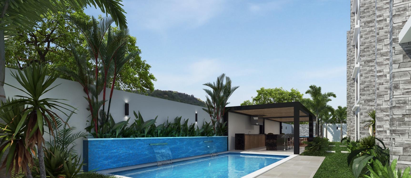 GeoBienes - Departamento Planta Baja en Condominio Victoria, Santa Cecilia  - Plusvalia Guayaquil Casas de venta y alquiler Inmobiliaria Ecuador
