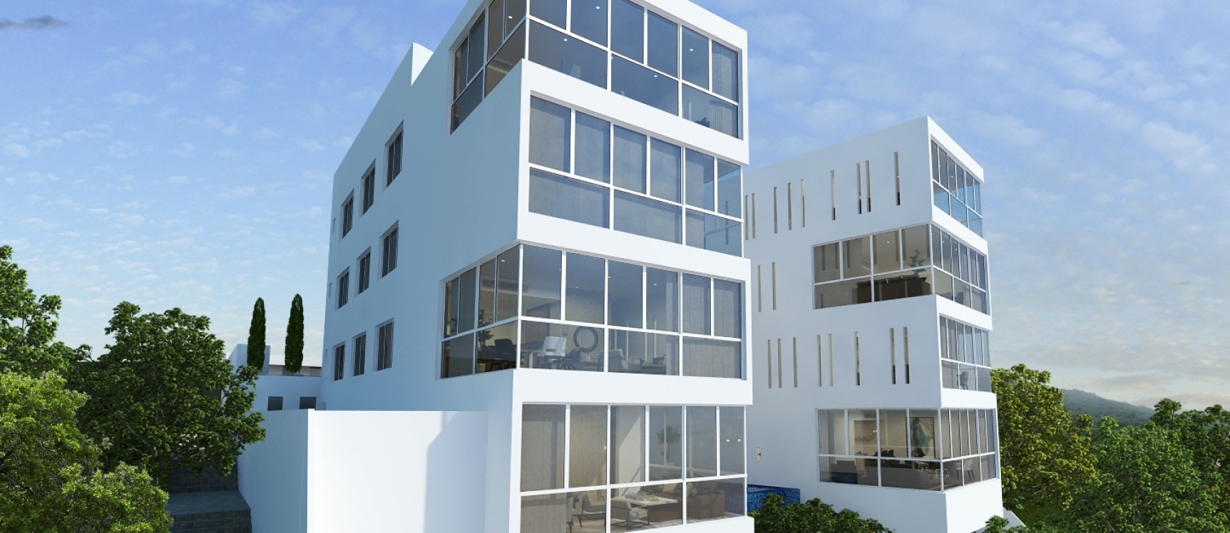 GeoBienes - Departamento planta baja, Vista 816 - Plusvalia Guayaquil Casas de venta y alquiler Inmobiliaria Ecuador
